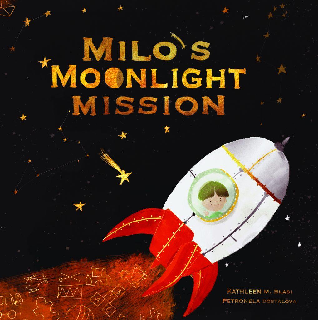 Milo's Moonlight Mission